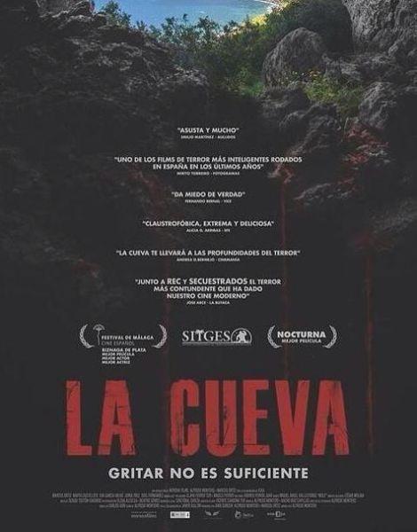 Critica-A-Caverna-terror-espanhol-600x337 Crítica: A Caverna - Mostra de SP