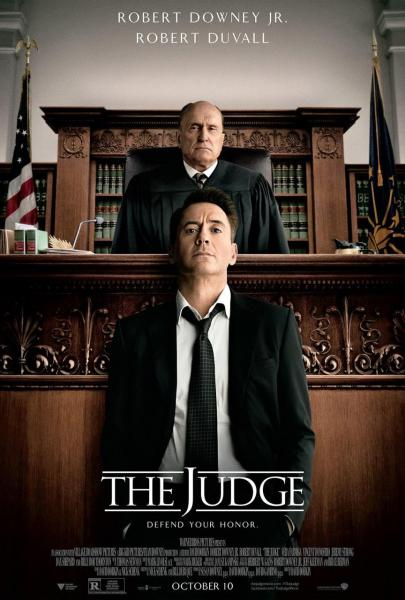 poster o juiz cinema de buteco