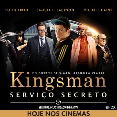403x403_Hoje Trailer: Kingsman - Serviço Secreto