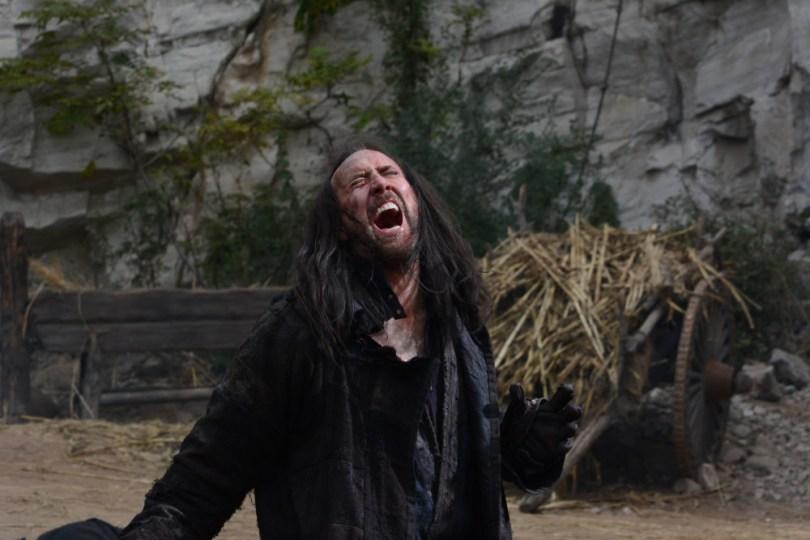 O Imperador Nicolas Cage
