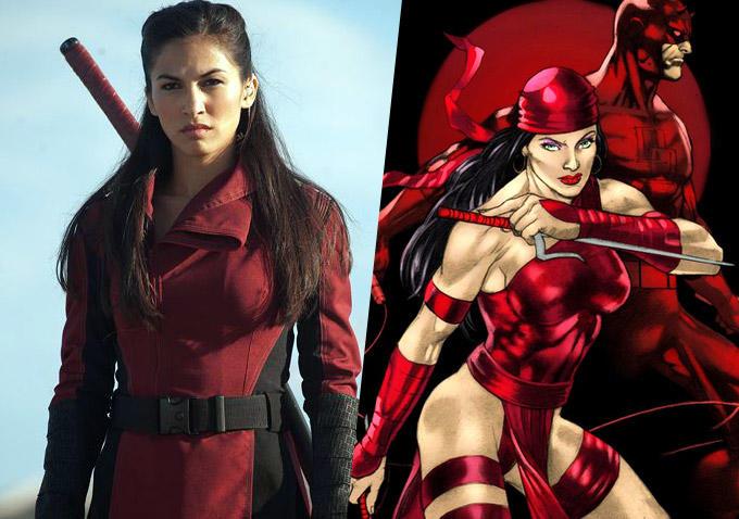 Elektra escolhida