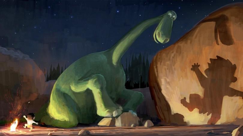 O Bom Dinossauro veja o trailer legendado