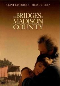 Poster As Pontes de Madison The Bridges of Madison County 1995