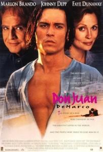 Poster Don Juan DeMarco 1995