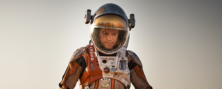 Segundo trailer de Perdido em Marte