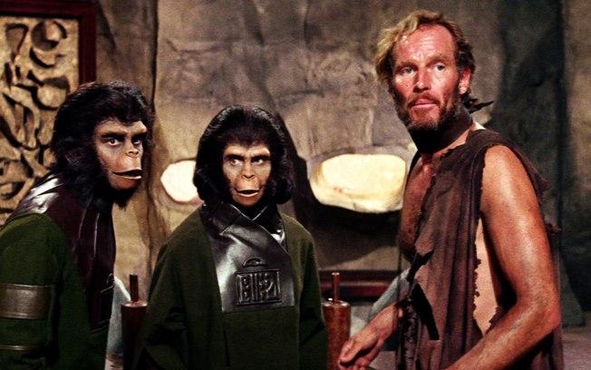 Melhores filmes que se passam no espaço – Planeta dos Macacos