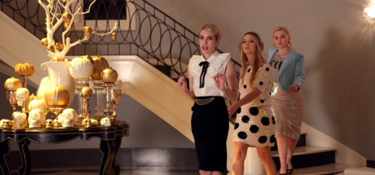 Review Scream Queens Seven Minutes to Hell