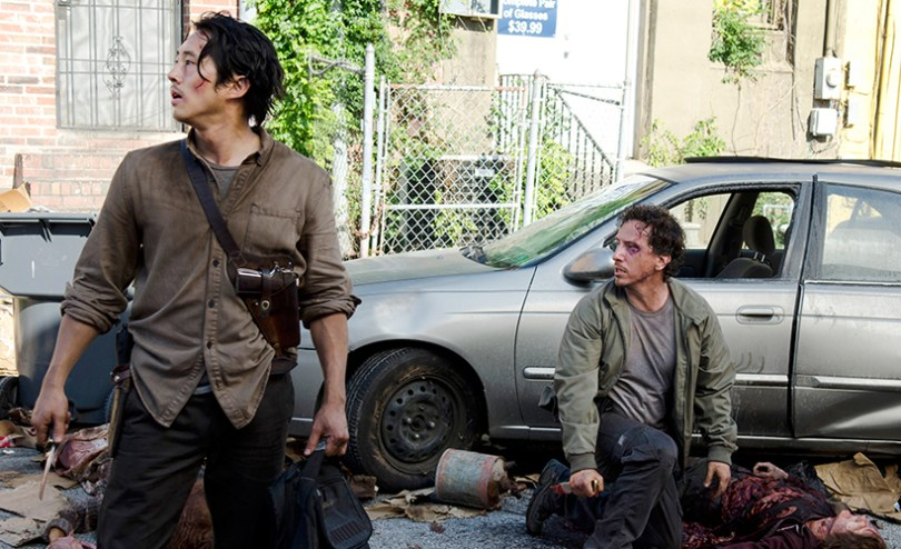 Review The Walking Dead s06e03