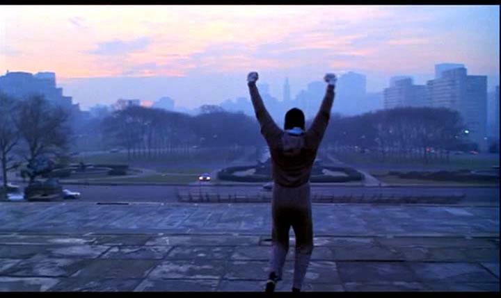 Rocky- Os 10 Melhores Filmes de 1976