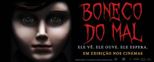 Banner-Boneco-do-Mal Estreia: Boneco do Mal