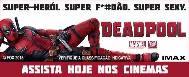 Banner Deadpool