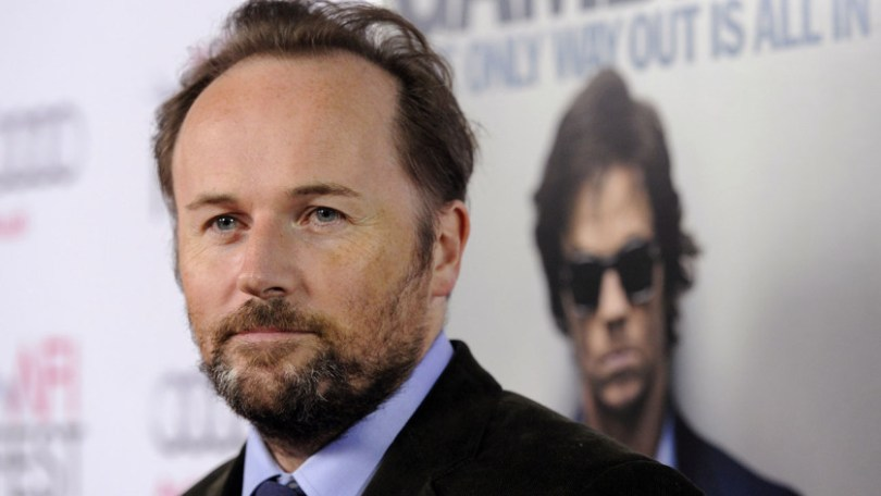 """Rupert Wyatt, director of """"The Gambler,"""" poses at the premiere of the film at AFI Fest 2014 on Monday, Nov. 10, 2014, in Los Angeles. (Photo by Chris Pizzello/Invision/AP)"""