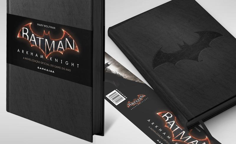 Batman-Arkham-Knight-DarkSide-Viloes Livro: Batman - Arkham Knight