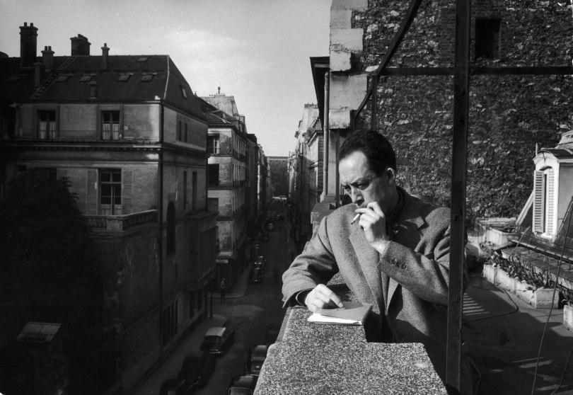 Albert_Camus Resenha: O Estrangeiro, de Albert Camus