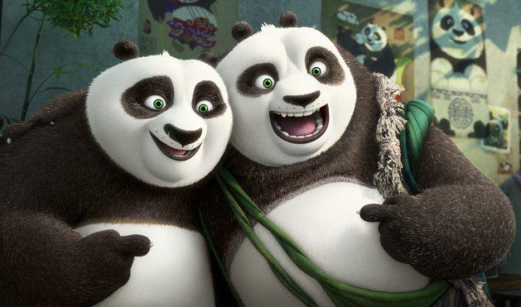 Kung Fu Panda 3 - Po e pai