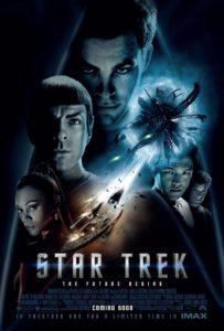 Filmes sci-fi anos 2000 - star trek