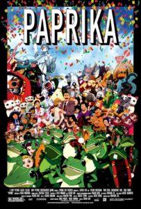 Melhores filmes sci-fi dos anos 2000 - Paprika