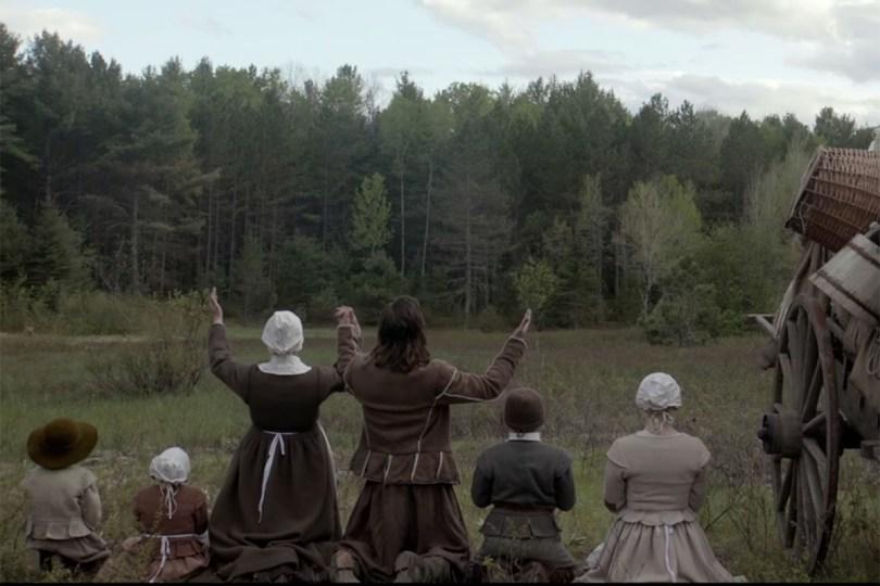 A Bruxa - The Witch - familia