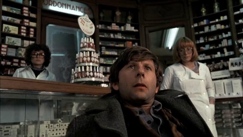O Inquilino - Roman Polanski - Melhores Filmes 1976