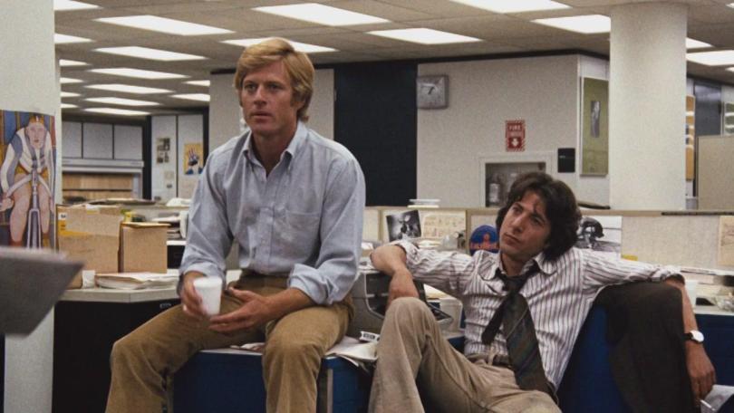 Todos os Homens do Presidente - Melhores Filmes 1976