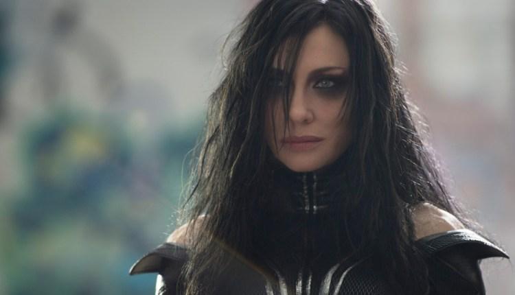 Cate Blanchett – Hela – Thor Ragnarok – viloes 2017