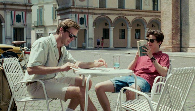 Me Chame pelo seu Nome é eleito o melhor filme do ano pela LAFCA