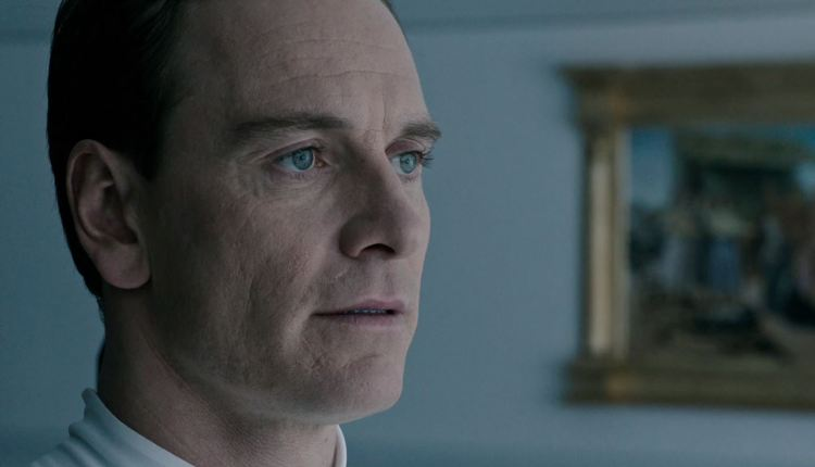 Michael Fassbender – David – Alien Covenant – viloes 2017