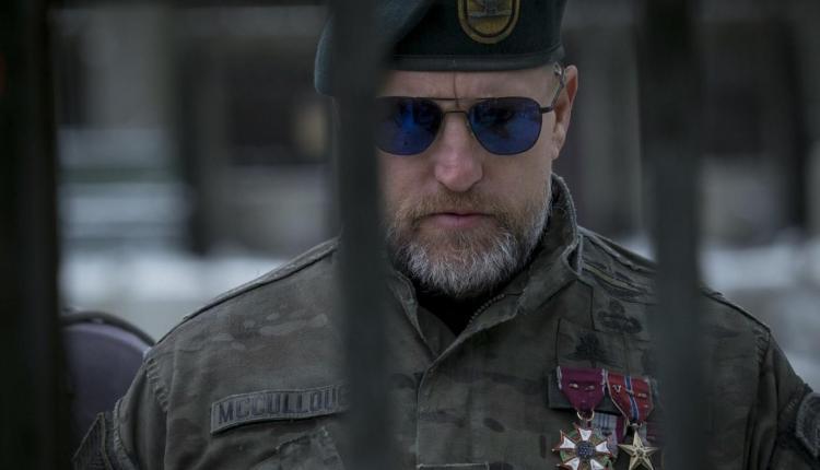 Woody Harrelson – Planeta dos Macacos A Guerra – viloes 2017