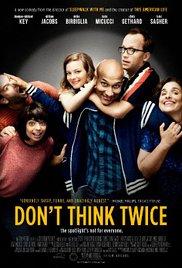 filmes de comedia 2017 – dont think twice