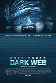 critica unfriended dark web poster