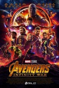 #30- Vingadores: Guerra Infinita