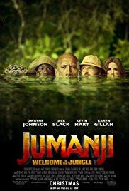 3- Jumanji: Bem Vindo a Selva