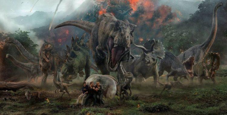 melhores filmes de aventura de 2018 – jurassic world 2