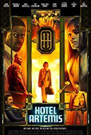 melhores filmes sci-fi 2018 – hotel artemis