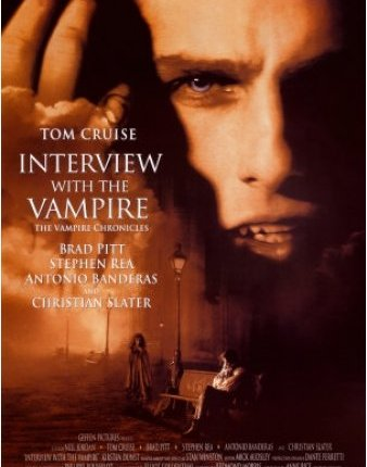 poster entrevista com o vampiro