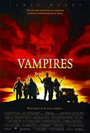 poster vampiros de john carpenter