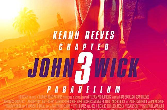JOHN WICK 3 PARABELLUM – FILMES DE AÇÃO 2019