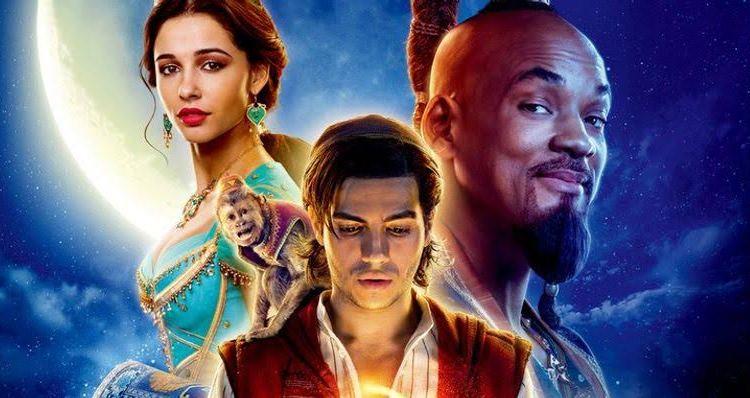 aladdin filmes de romance de 2019