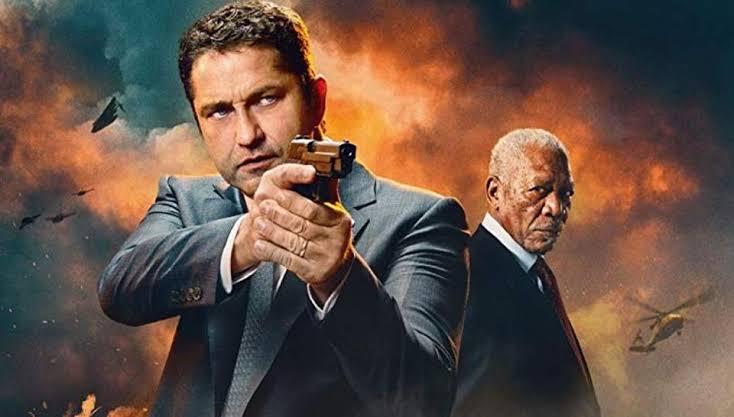 melhores filmes de ação de 2019 – invasão ao serviço secreto