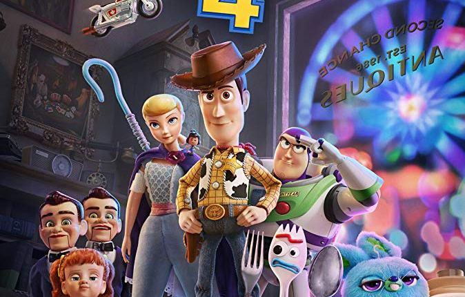 melhores filmes de aventura 2019 – toy story 4