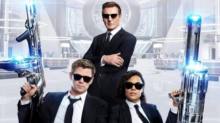 melhores filmes sci-fi de 2019 – MIB INTERNACIONAL