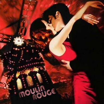 Moulin-Rouge Top 5 Filmes Românticos favoritos: Beatriz Quadros