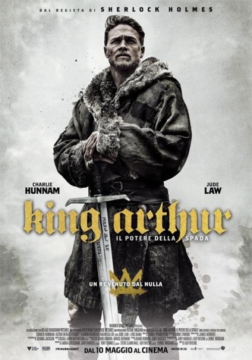 Risultati immagini per King Arthur locandina