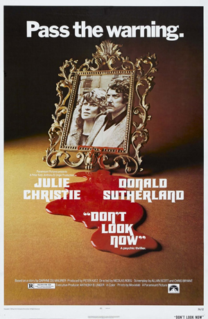Affiche Don't look now