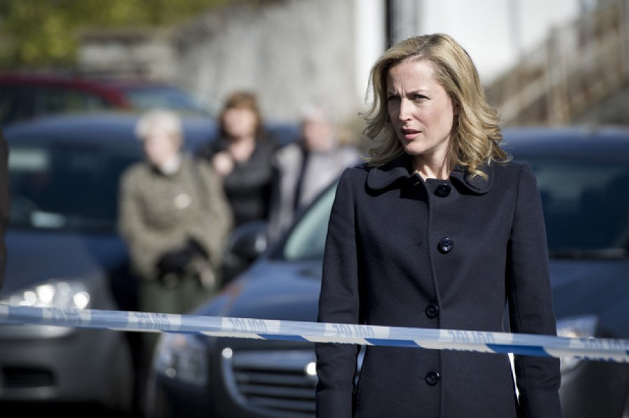 The Fall - Gillian Anderson