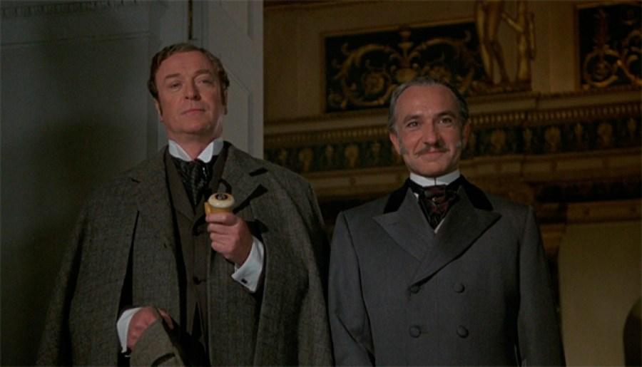 Elémentaire mon cher Lock... Holmes