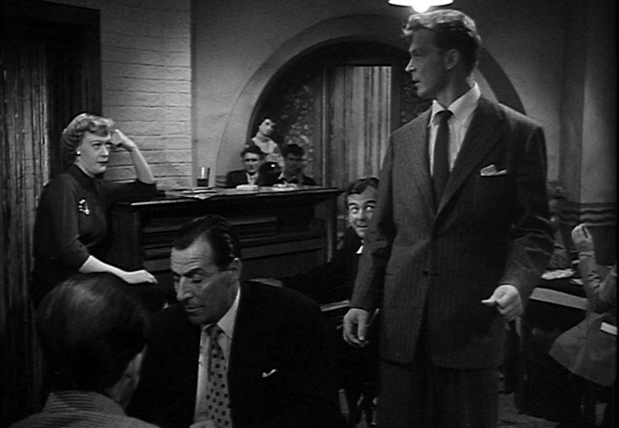 Face The Music (1954) de Terence Fisher