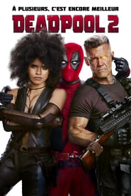 "Affiche du film ""Deadpool 2"""