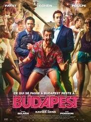 "Affiche du film ""Budapest"""