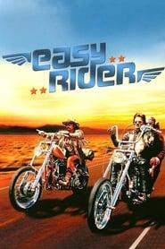 """Affiche du film """"Easy Rider"""""""